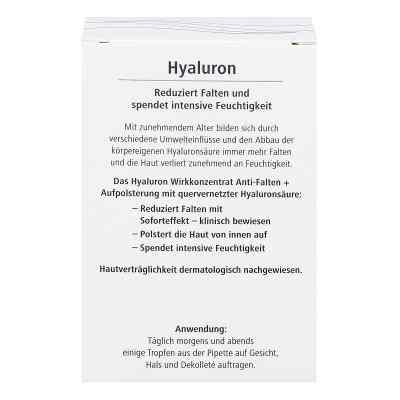 Hyaluron koncentrakt przeciwzmarszczkowy- wypełniający   zamów na apo-discounter.pl