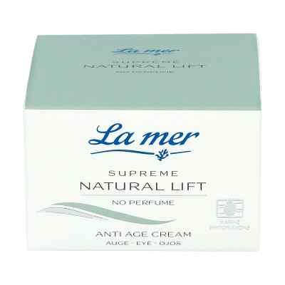 La Mer Supreme ujędrniający krem pod oczy nieperfumowany