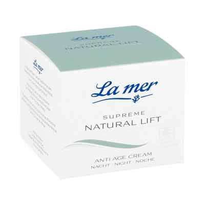 La Mer Supreme krem na noc perfumowany   zamów na apo-discounter.pl