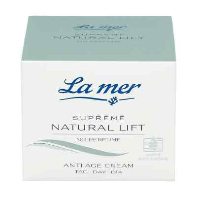 La Mer Supreme Natural Lift krem na dzień nieperfum.  zamów na apo-discounter.pl