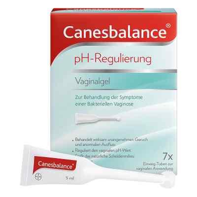 Canesbalance, żel waginalny do regulacji pH  zamów na apo-discounter.pl
