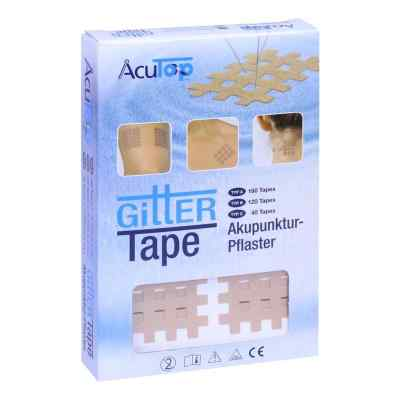 Gitter Tape Acutop plastry do akupunktury 3x4 cm  zamów na apo-discounter.pl