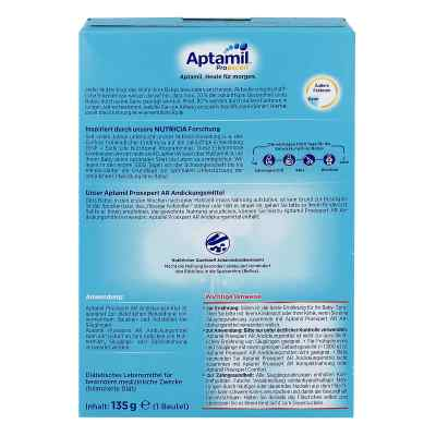 Aptamil Proexpert Ar Andickungsmittel Pulver