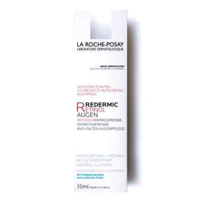 La Roche Posay Redermic R pod oczy   zamów na apo-discounter.pl