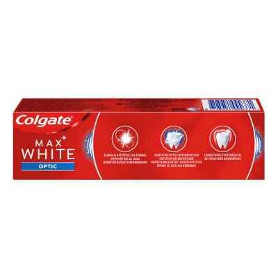 Colgate Max White One Optic pasta do zębów   zamów na apo-discounter.pl