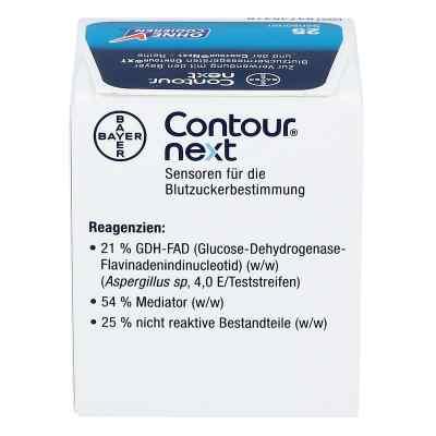 Contour next Sensoren Teststreifen  zamów na apo-discounter.pl