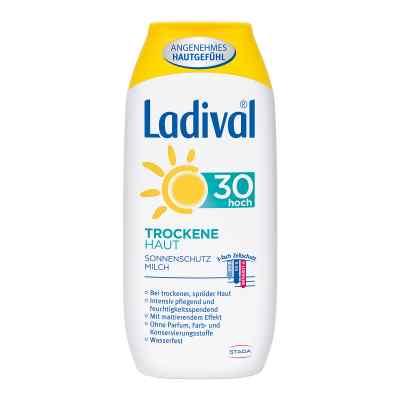 Ladival mleczko ochronne do skóry suchej SPF30+  zamów na apo-discounter.pl