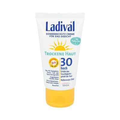 Ladival krem ochronny do twarzy, skóra sucha Lsf 30  zamów na apo-discounter.pl