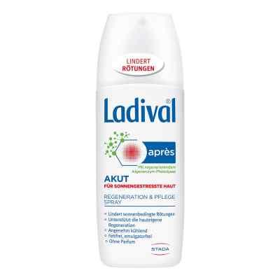 Ladival Akut Apres preparat po opalaniu, spray  zamów na apo-discounter.pl