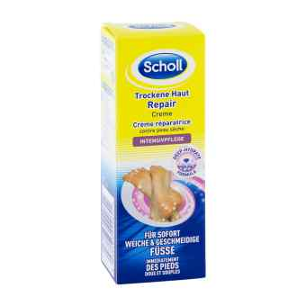 Scholl Repair krem regenerujący do skóry suchej stóp  zamów na apo-discounter.pl
