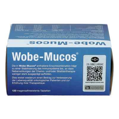 Wobe-Mucos tabletki dojelitowe  zamów na apo-discounter.pl