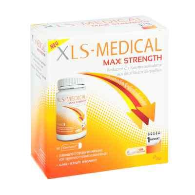 Xls Medical Max Strength tabletki na odchudzanie  zamów na apo-discounter.pl
