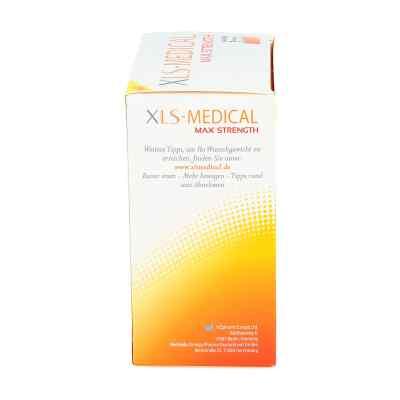 Xls Medical Max Strength tabletki na odchudzanie