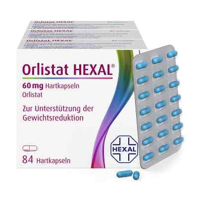 Orlistat Hexal 60 mg w kapsułkach  zamów na apo-discounter.pl