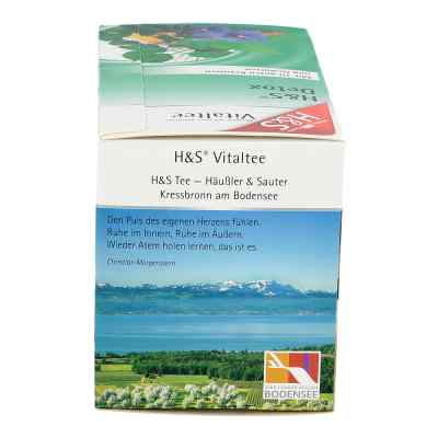 H&s Detox Vitaltee Filterbeutel  zamów na apo-discounter.pl