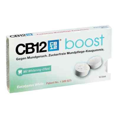 Cb12 boost Eukalyptus Kaugummi  zamów na apo-discounter.pl