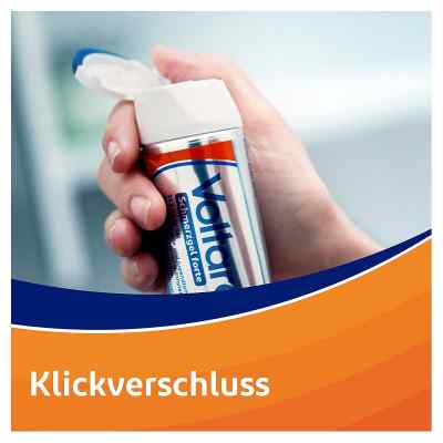 Voltaren Forte żel przeciwbólowy 23,2 mg/g  zamów na apo-discounter.pl