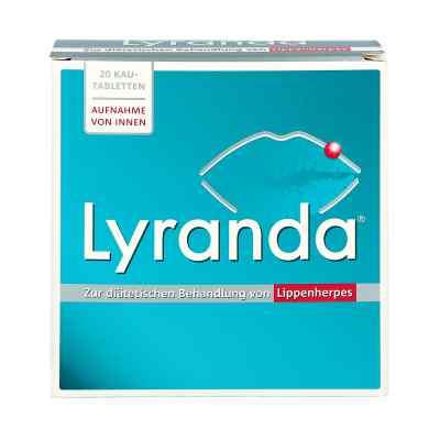 Lyranda Kautabletten  zamów na apo-discounter.pl