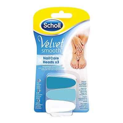 Scholl Velvet Smooth nakładki do elektronicznego pilnika  zamów na apo-discounter.pl