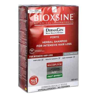 Bioxsine Dg Forte szampon przeciw wypadaniu włosów  zamów na apo-discounter.pl