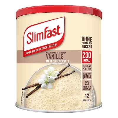 Slim Fast koktajl odchudzający, smak waniliowy  zamów na apo-discounter.pl