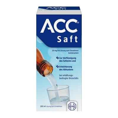 Acc Saft 20 mg/ml Lösung zum Einnehmen  zamów na apo-discounter.pl
