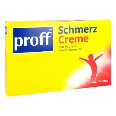 Proff Schmerzcreme 5% Spb  zamów na apo-discounter.pl