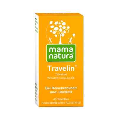 Mama natura Travelin Reisetabletten  zamów na apo-discounter.pl