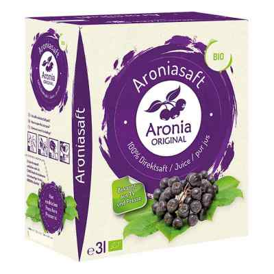 Bio sok z aronii 100% sok  zamów na apo-discounter.pl