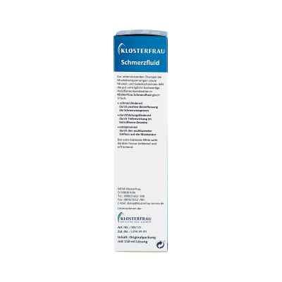 Klosterfrau fluid przeciwbólowy w sprayu