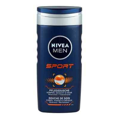 Nivea Men Sport żel pod prysznic  zamów na apo-discounter.pl