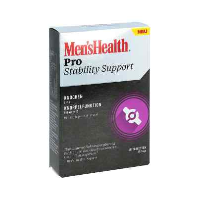 Men's Health Pro Stability Support Tabletten  zamów na apo-discounter.pl