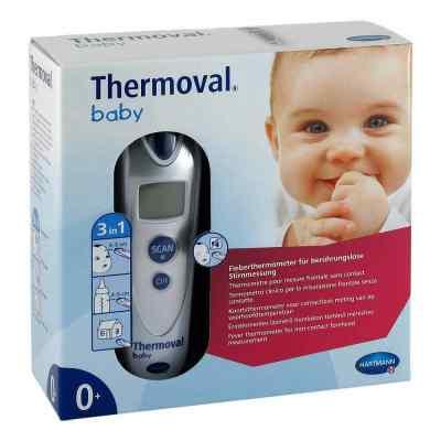 Thermoval baby non-contact Infrarot-fiebertherm.  zamów na apo-discounter.pl