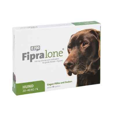 Fipralone 268 mg Lösung zur, zum auftropf.f.grosse Hunde vet  zamów na apo-discounter.pl