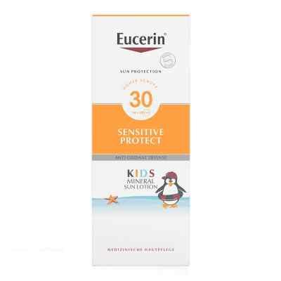 Eucerin Sun Kids mleczko ochronne z mikropigmentami SPF30  zamów na apo-discounter.pl