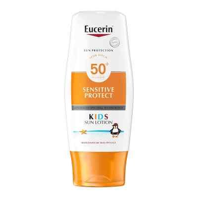 Eucerin Sun Kids mleczko p/słoneczne SPF50+  zamów na apo-discounter.pl
