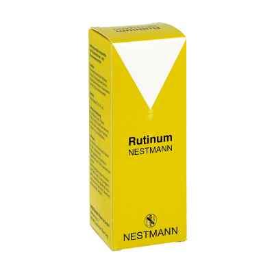Rutinum Nestmann Tropfen  zamów na apo-discounter.pl