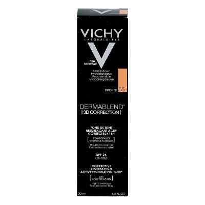 Vichy Dermablend 3D nr 55 - brązowy  zamów na apo-discounter.pl
