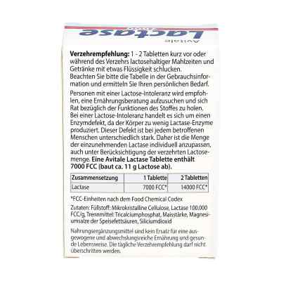 Lactase 7.000 Fcc Tabletten im Spender  zamów na apo-discounter.pl