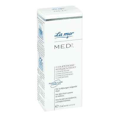 La Mer Med Couperose Konzentrat ohne Parfüm