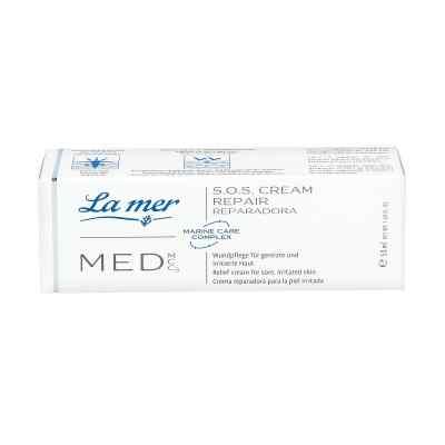 La Mer Med S.o.s.repair Cream ohne Parfüm  zamów na apo-discounter.pl