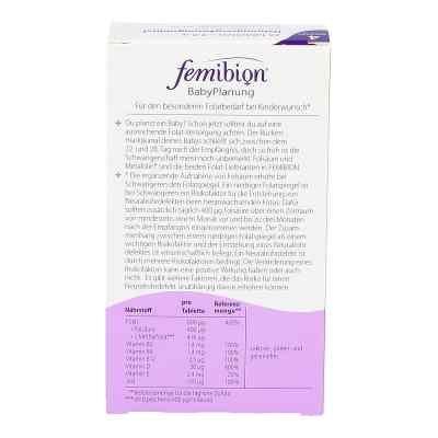 Femibion Babyplanung 0 Tabletten  zamów na apo-discounter.pl