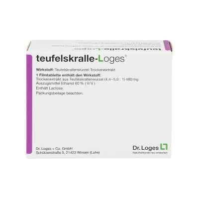 Teufelskralle-loges Filmtabletten  zamów na apo-discounter.pl