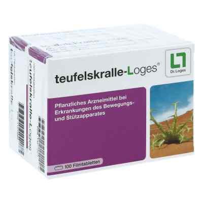 Teufelskralle-loges tabletki powlekane  zamów na apo-discounter.pl