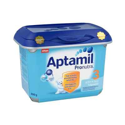 Aptamil Pronutra 3 Folgemilch ab 10.m.safebox Plv.
