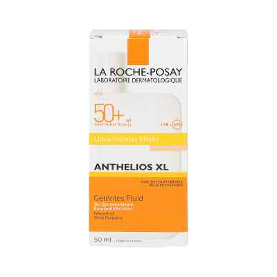 La Roche Posay Anthelios XL SPF50+ fluid barwiący do twarzy  zamów na apo-discounter.pl
