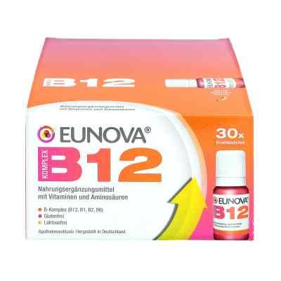 Eunova Witamina B12 Komplex ampułki