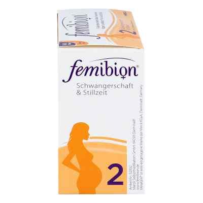 Femibion Schwangerschaft 2 D3+dha+400 [my]g Fol.o.  zamów na apo-discounter.pl
