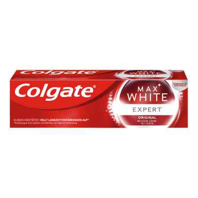 Colgate Max White Expert Whitepasta do zębów  zamów na apo-discounter.pl