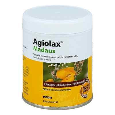 Agiolax Madaus granulat 100 g od MEDA Pharma GmbH & Co.KG PZN 11548095